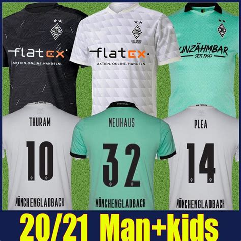 Qpcr was achieved with 10 ng cdna, 0.5 µl 5 mm of each primer and sybr. Gladbach Kit 20/21 - New Borussia Monchengladbach Kit 2020 21 Flatex Replace Postbank As ...