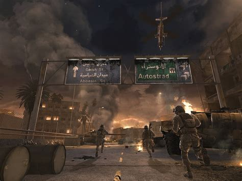 modern combat 4 update call of duty 4 modern warfare patch