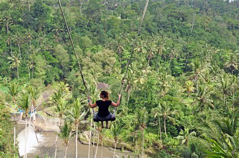 The Best Of Swing by Swinging Your Way Around Bali The Best Swings In Ubud