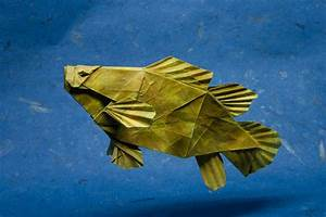 25 Excellent Origami Fish Just For The Halibut