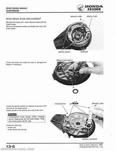 1982 Honda Xr500r Oem Parts