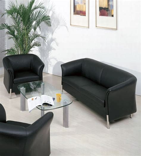 office settee furniture pewrex columbia office sofa set 2 1 1 seater by pewrex