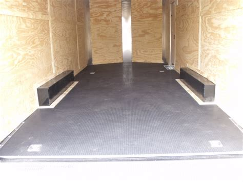 Browse our inventory of new and used live floor trailers for sale near you at truckpaper.com. COLONY'S 8.5X20 BLACK ENCLOSED TRAILER WITH RUBBER FLOOR ...