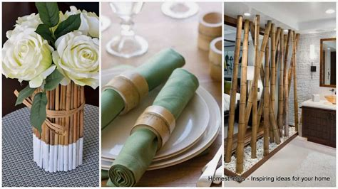 epic bamboo crafts   home  decor