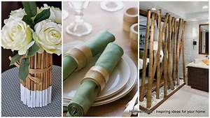 18, Epic, Bamboo, Crafts, For, Your, Home, And, Decor