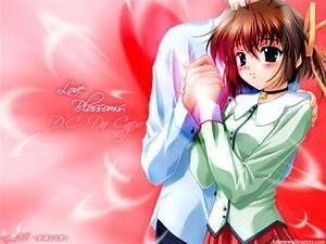 Anime, Love, Wallpapers, For, Desktop, Background