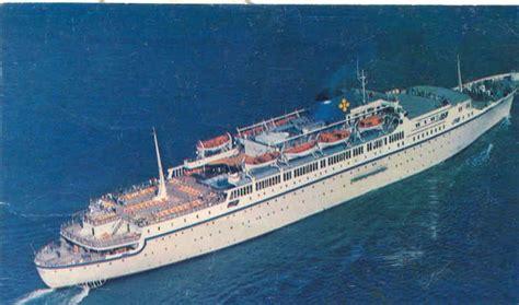 Finleyu0026#39;s Shipwreck Blog Cruise Ship Oceanos