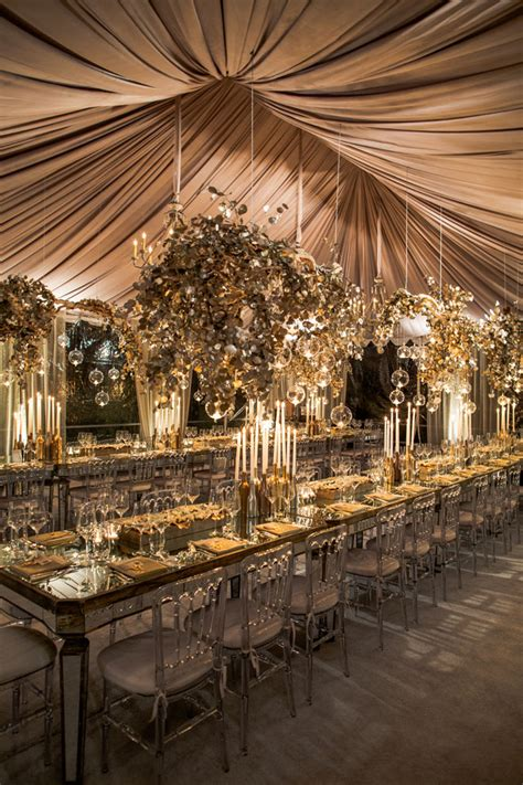 Ceiling Draping Techniques by Wedding Trends Strictly Long Tables Part 2 Belle The