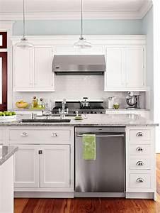 Modern, Furniture, 2012, White, Kitchen, Cabinets, Decorating, Design, Ideas