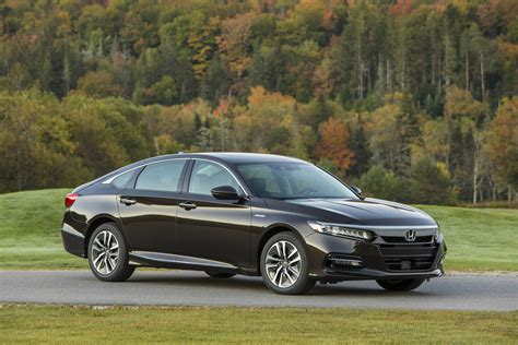 Review Honda Accord by Honda Announces Details For 2018 Accord Hybrid