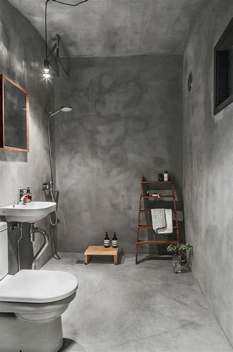 20 Awesome Concrete Bathroom Designs by The 25 Best Concrete Bathroom Ideas On