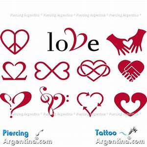 Diseños de corazones para tatuajes Pedí el precio online