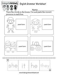list  pronouns  kids homeschool list  pronouns
