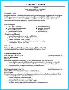 call center resume what will you do to make the best call center resume so many call center resume sle are