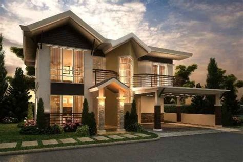 Fancy Modern Asian House Exterior Designs 46 In Wall