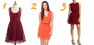 what to wear to a fall wedding the budget fashionista With dresses to wear to a wedding in november