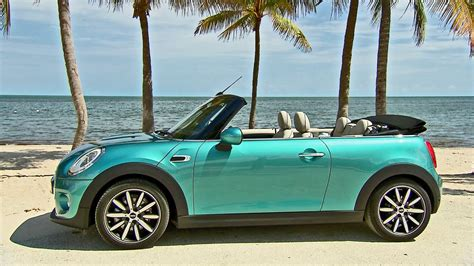 Mini Cooper Convertible : 2016 Mini Cooper Convertible