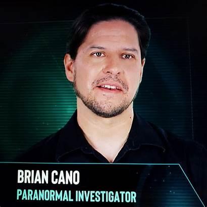 Caught Camera Paranormal Cano Brian Supernatural Experts