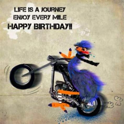biker birthday wishes