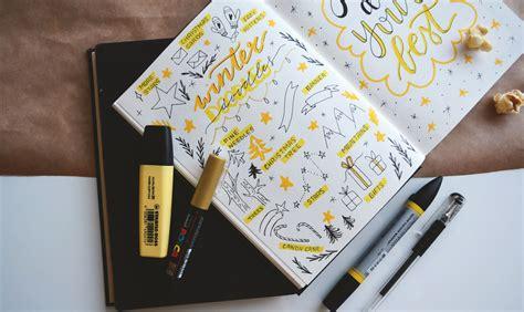 organizza la tua vita   quaderno  bullet journal