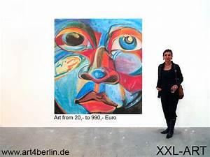 Kunst Kaufen Online : art sale moderne kunst abstrakte lgem lde gro e acrylbilder g nstig in zwei berliner ~ A.2002-acura-tl-radio.info Haus und Dekorationen