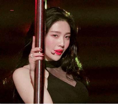 Joy Tzuyu Hush Miss Revealing Velvet Twice