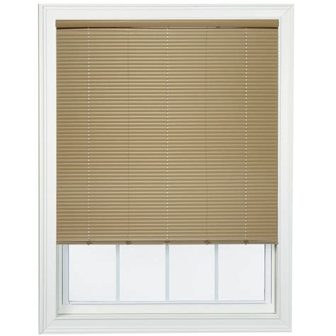 Mini Blinds by 1 Quot Cordless Wandless Mini Blinds Three Colors Free