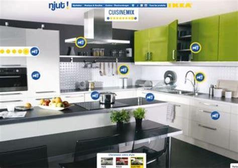 publicité cuisine publicité en ligne ikea fait découvrir ses marché