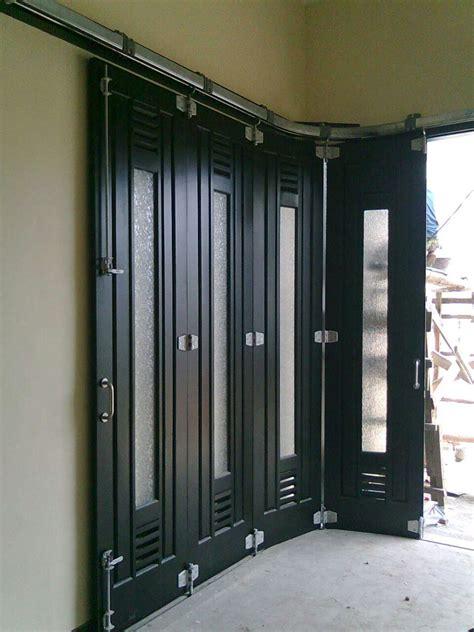 model desain pintu garasi minimalis terbaru pintu garasi