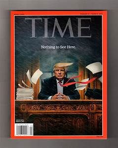 Time Magazine - February 27 - March 6, 2017, Double Issue ...