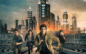 Wallpaper Maze Runner The Death Cure, 2018, 4K, Movies, #11929