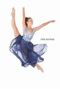 LYRICAL DRESS - WINTER, lyrical Dress, Slow Modern Dance ...