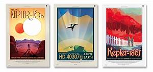 Kepler-16b NASA Vintage Posters - Pics about space