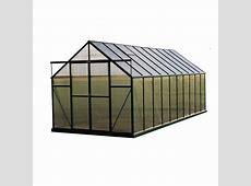 Shop Grandio Greenhouses 20ft L x 8ft W x 775ft H