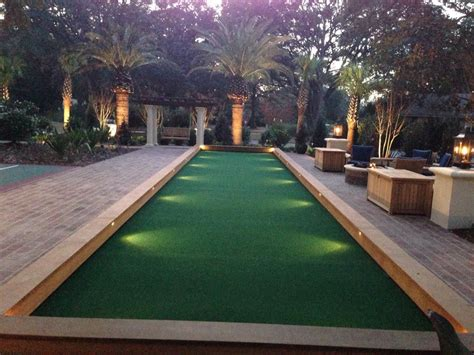 Backyard Bocce Court Dimensions by Image Result For Build A Bocce Court In Backyard