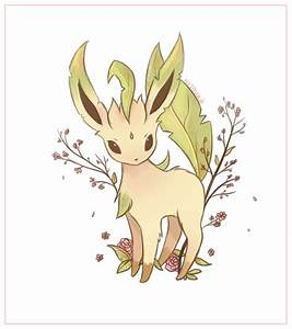 184 best images about Leafeon on Pinterest | Chibi, Grass ...
