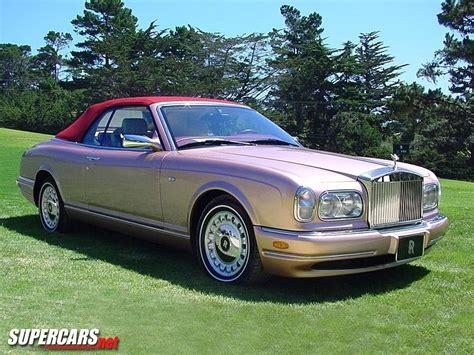 Rolls Royce Corniche 2002 2000 2002 rolls royce corniche v rolls royce supercars net