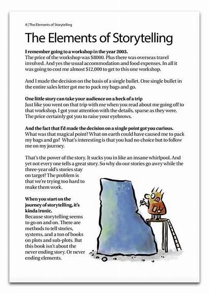 Storytelling Story Inside Telling Business Stories