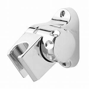 Bathroom, Handheld, Shower, Head, Holder, Adjustable, Wall, Mount, Base, Bracket, With, Screws