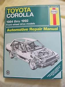 Find 1989 Toyota Pickup Factory Service Manual Vols 1  U0026 2