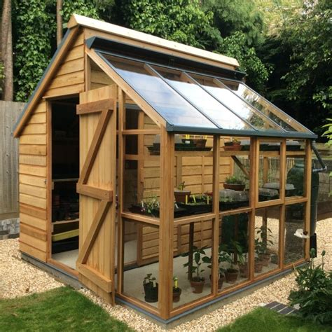 greenhouse storage shed combi from greenhousemegastore
