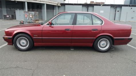 old cars and repair manuals free 1994 bmw 8 series instrument cluster e34 1994 bmw 530i with manual transmission classic bmw 5 series 1994 for sale