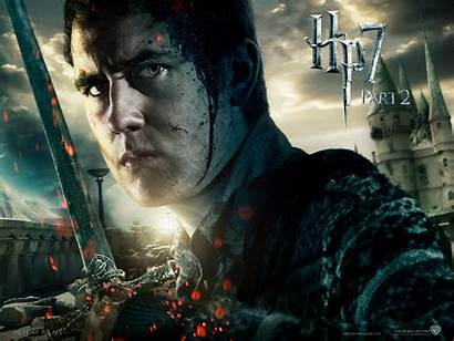 Deathly Hallows Potter Harry Wallpapers Ii Official