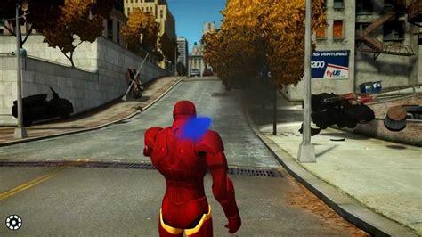 Gta Iv Iron Man Script Mkii