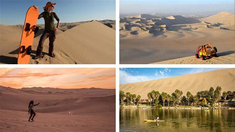 Huacachina Oasis Peru: 2018 Updated Information Guide ...
