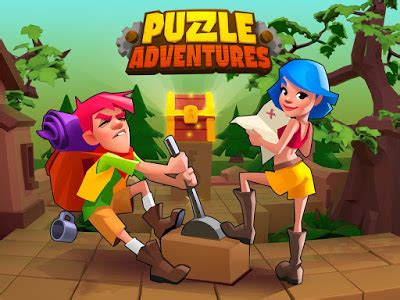 puzzle adventures solve mystery  riddles apk