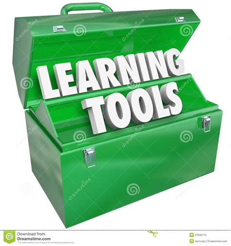 word tools learning tools words toolbox school education teaching