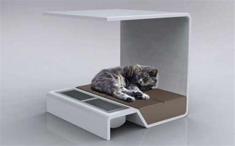 canopy pet beds pamper  feline friend   modern