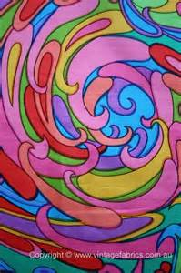 Pattern Psychedelic Art 1960s