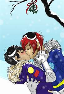 Frerard Happy Holidays by Hootsweets on DeviantArt